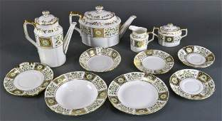 (lot of 125) Royal Crown Derby partial china service