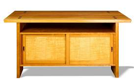 Berkeley Mills Arts and Crafts style Mesa maple