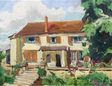 Painting Mary DeNeale Morgan