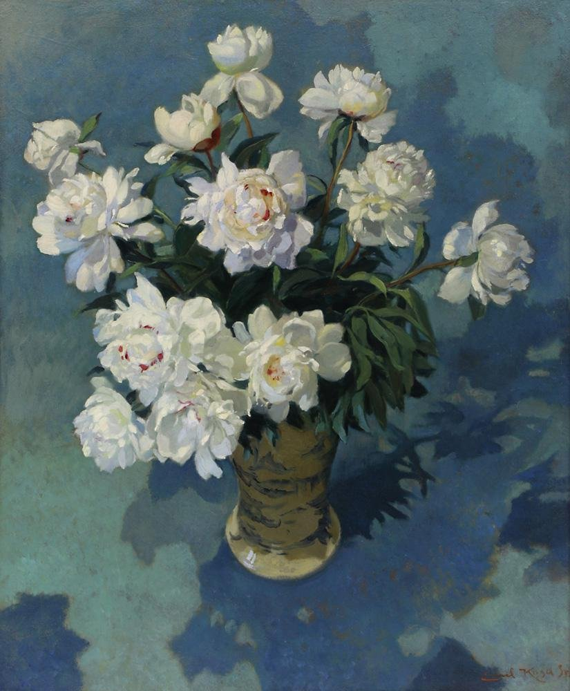 Painting, Emil Kosa Jr