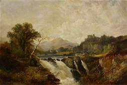 Painting, George William Horlor