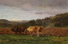 Painting, Alexandre Bouche