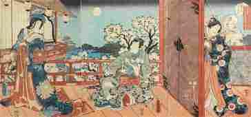 Japanese Woodblock Prints Utagawa Toyokuni