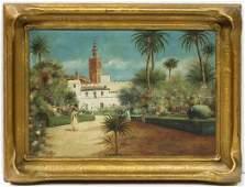 Painting, Rogelio Miranda