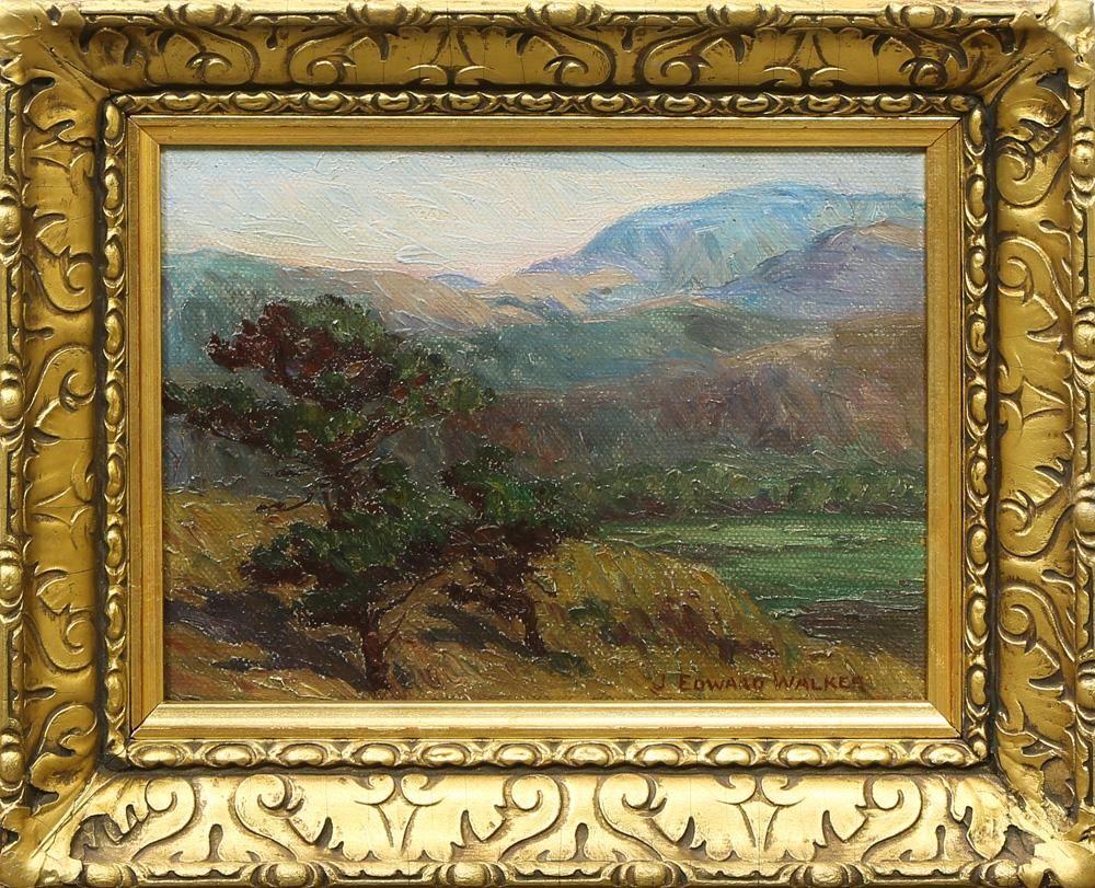 Painting, John Walker Edward