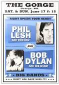 Phil Lesh Vintage Rock Posters