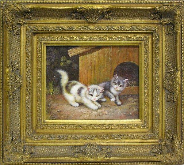 4000: Painting, Animals, Contemporary