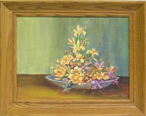 4002: Painting, Floral Still Life