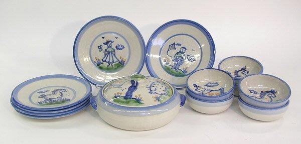 4019: Hadley dinnerware