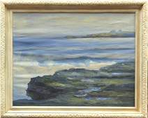 4417: Painting, Sydney Lemos, Californian