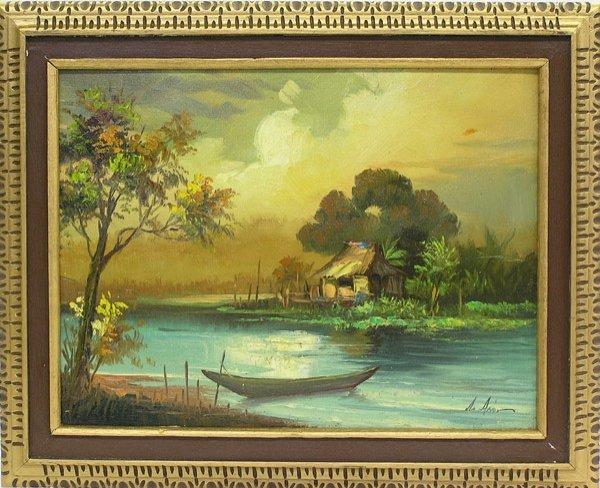 1: Painting Southeast Asian Landscape