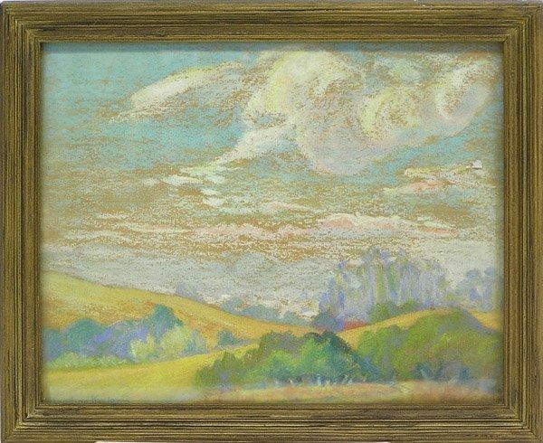 6: Pastel California Landscape Keeler