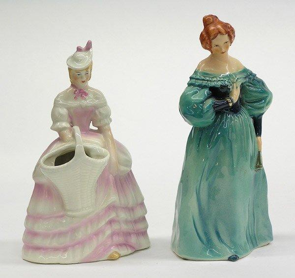 24: Goebel porcelain Demure Elegance 1835