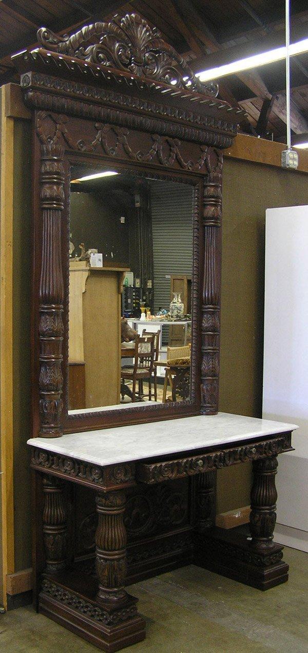 238: Monumental pier table