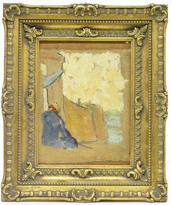 2007: painting Joseph Raphael Study