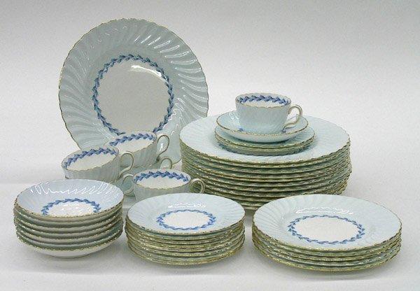 2053: Minton Cheviot bone china