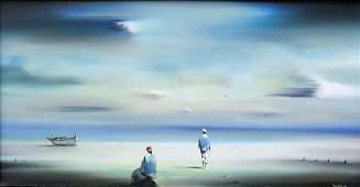 2200 Painting Robert Watson Surreal