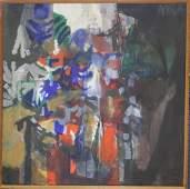 Painting Robert Clyde Butterbaugh