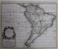 Map, Guillaume (de L'Isle) Delisle