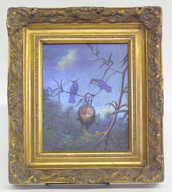 4000: Painting, Birds, Contemporary