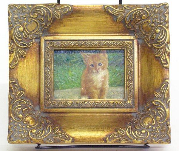 4003: Paintings, Animals, contemporary