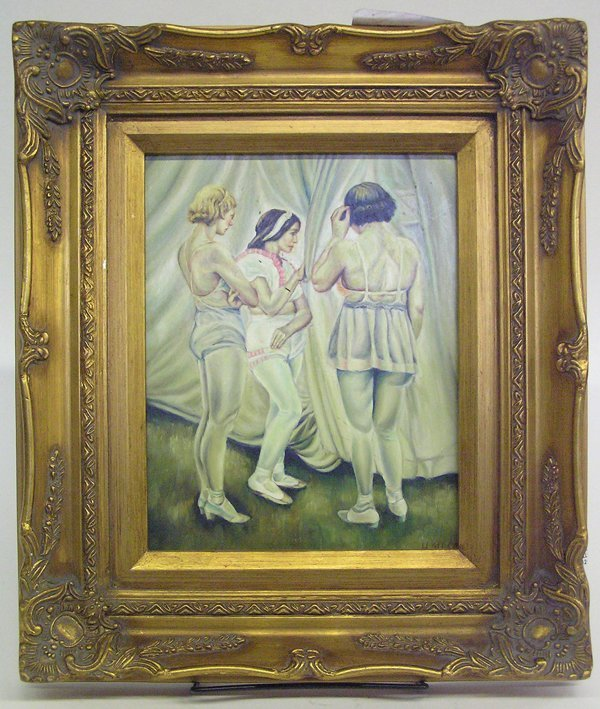 4004: Painting, Figures, Contemporary
