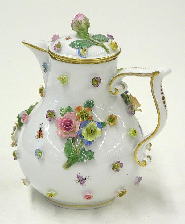 6014: Meissen cream pot
