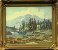 6372: Painting, Jack Wilkinson Smith