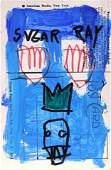 Postcard, Jean-Michel Basquiat