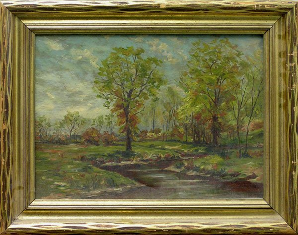 3: painting oil landscape Schofield
