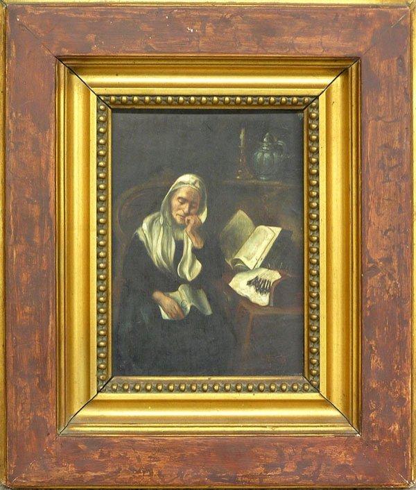 9: Painting, Hubert, European