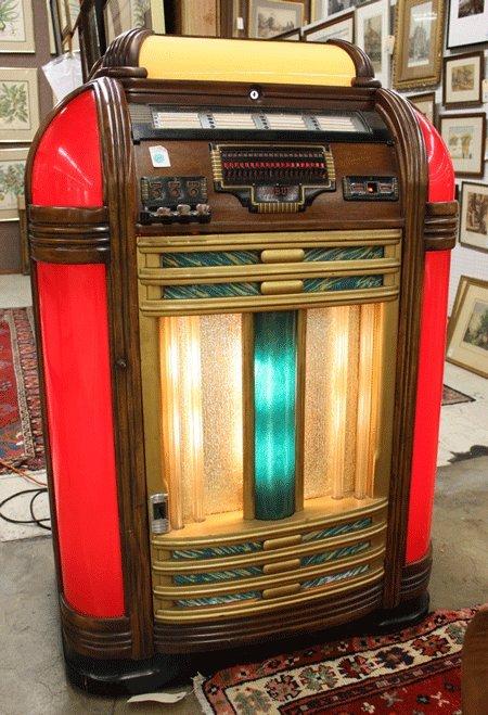 228: Seeburg Symphonola ''Classic'' jukebox
