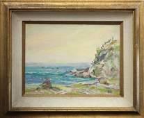 312 Painting Louise Leyden Dana Point