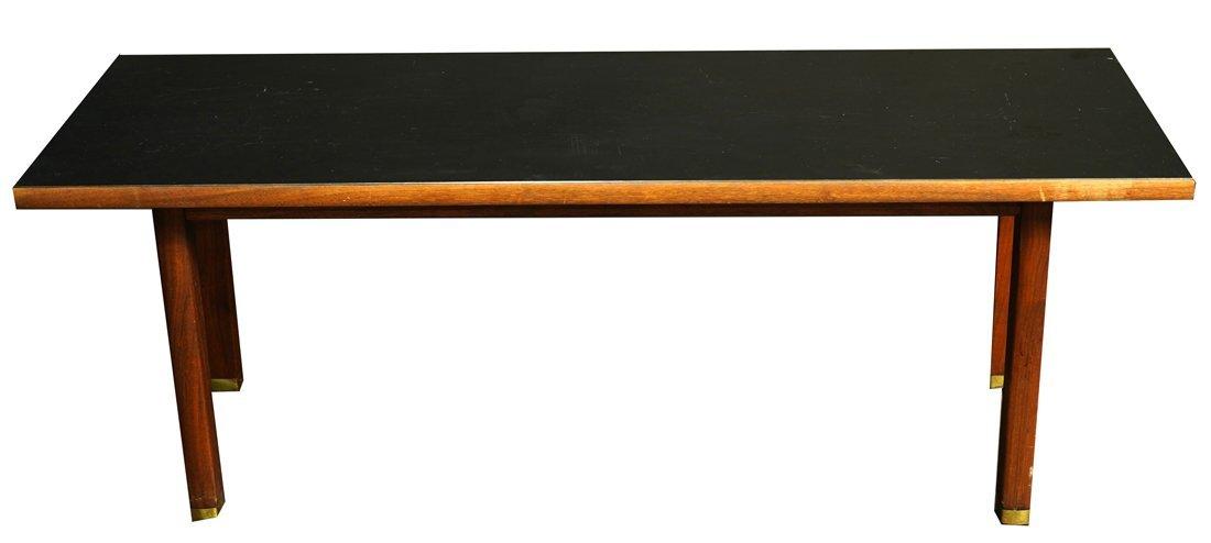 An Edward Wormley for Dunbar cocktail table