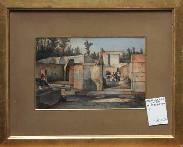 4010: lithographs, Ruins