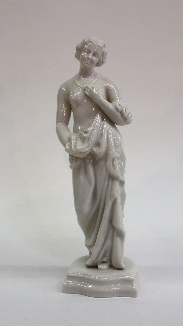 4021: Belleek statue of Affection