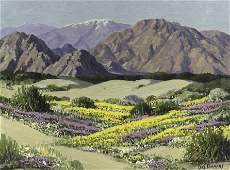 Painting Carl Sammons