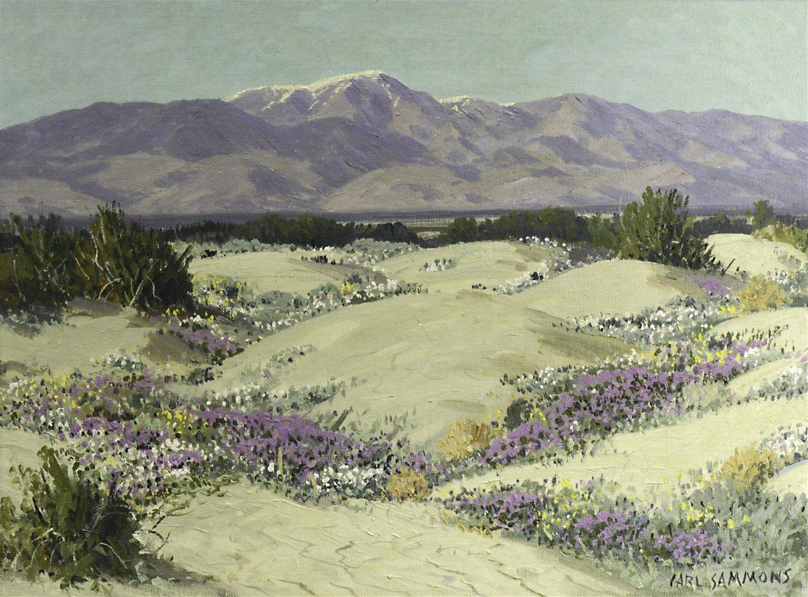 Painting, Carl Sammons