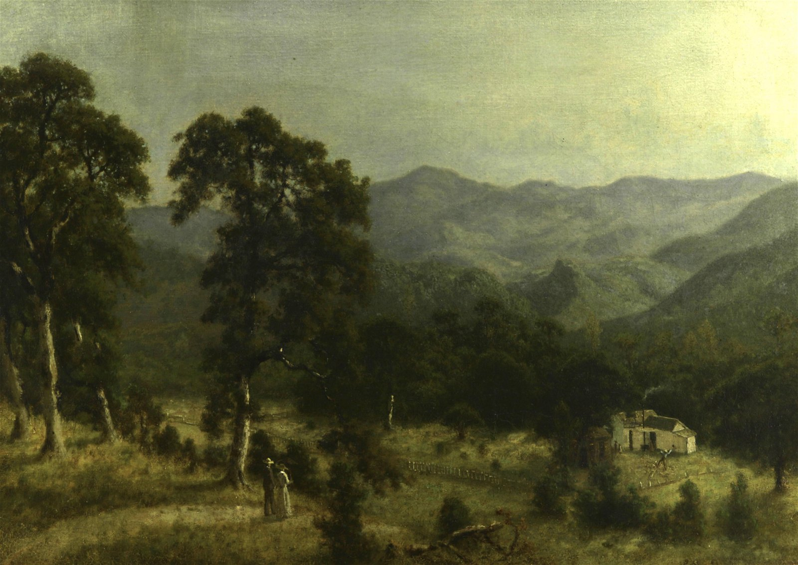 Painting, Carl Dahlgren