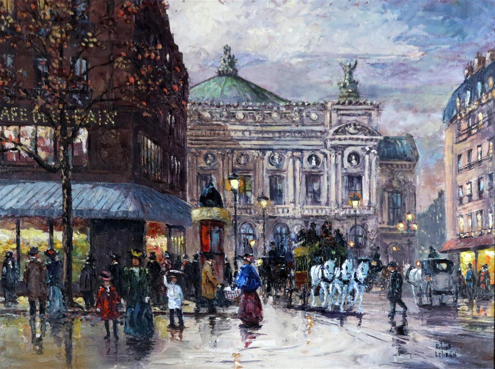 Painting, Robert LeBron