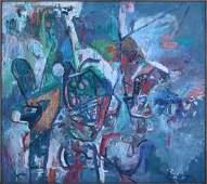 Painting, Paul Burlin