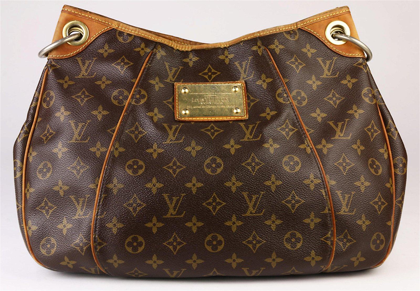 Louis Vuitton Galliera PM in Monogram Galliera Pm Brown