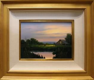 Painting, Gene Speck