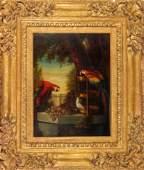 Painting, British School, (19th century)