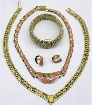 Napier and Monet Costume Jewelry