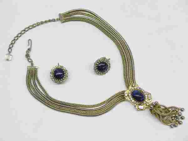 Hobe Costume Jewelry set