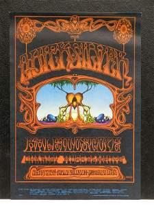 1911: Avalon Ballroom posters, Quicksilver