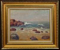 2198 Oil painting John A Dominique