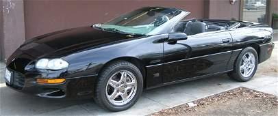 Estate 1998 Camaro Z28