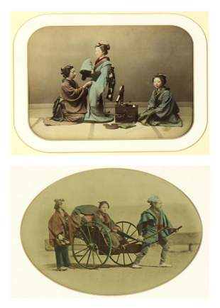 Photographs, Attributed to Felice Beato